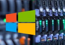 windows cloud vps logo